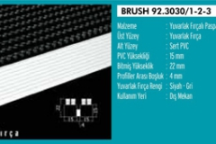 Brushlines Paspas