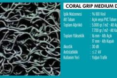 Coral Grip Medium Duty Paspas