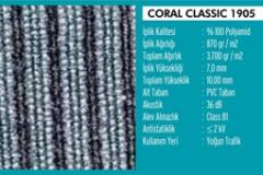Coral Clasik Paspas