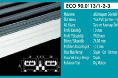 Ecolines Standart Paspas